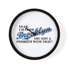 You Got A Problem? Wall Clock