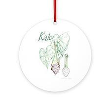 Kalo II Ornament (Round)