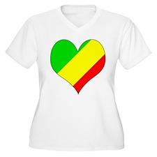 I Love CONGO BRAZZAVILLE T-Shirt