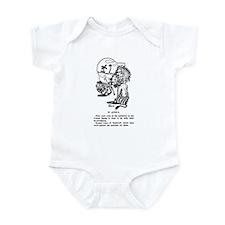 03/28/1909: Teddy to Africa Infant Bodysuit