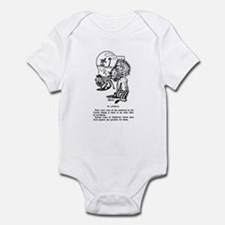 03/28/1909: Teddy to Africa Infant Bodysuit