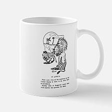 03/28/1909: Teddy to Africa Mug