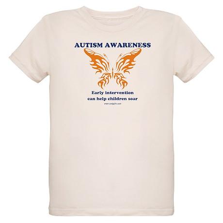 Early Intervention Organic Kids T-Shirt