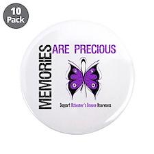 "Memories Are Precious 3.5"" Button (10 pack)"