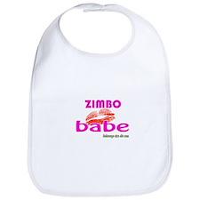 African Zimbo Babe Bib