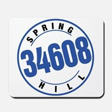 Spring Hill, FL Mousepad