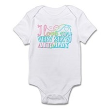 Unique Proud my sailor Infant Bodysuit