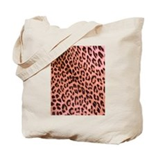 Lounge Leopard Tote Bag