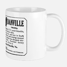 03/28/1909: Danville, VA Mug