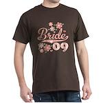 Pretty Pink 09 Bride Dark T-Shirt