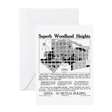 03/28/1909: Woodland Heights Greeting Card