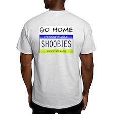 go home shoobies with pocket logo