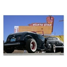 Drive-In Rods Postcards (Package of 8)