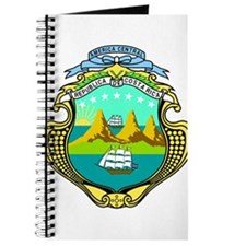 Costa Rica Coat of Arms Journal