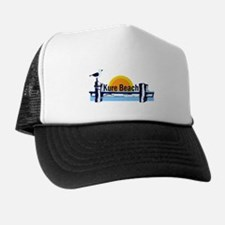 Kure Beach Pier Trucker Hat