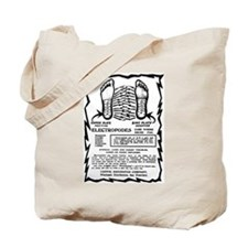 03/28/1909: Electropodes Tote Bag