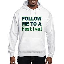 virtually festival Hoodie