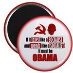 """It must be Obama 2.25"""" Magnet (10 pack)"""