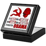 It must be Obama Keepsake Box
