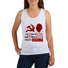 It must be Obama Women's Tank Top