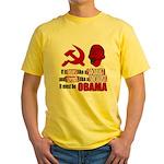 It must be Obama Yellow T-Shirt