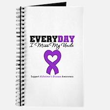 Alzheimer's MissMyUncle Journal