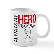 Lung Cancer Hero Mom Mug