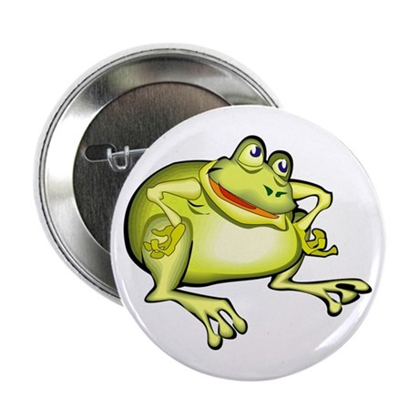"""Frog 2.25"""" Button"""