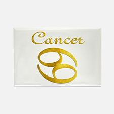 Cancer Rectangle Magnet