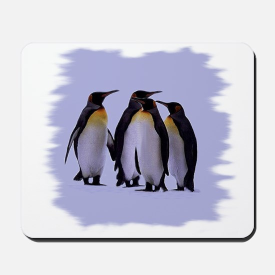 Penguins 4 Mousepad