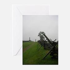 Antietam Rain (Blank) Greeting Cards (Pk of 10)