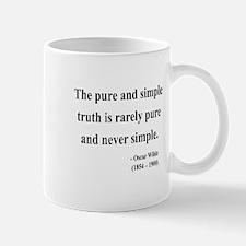 Oscar Wilde 4 Mug