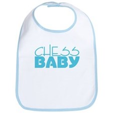Chess Baby Boy Bib