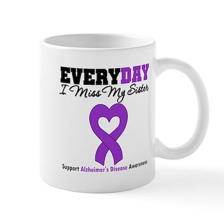 Alzheimer's MissMySister Mug