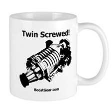 Twin Screwed! - Supercharger - BoostGear.com - Mug