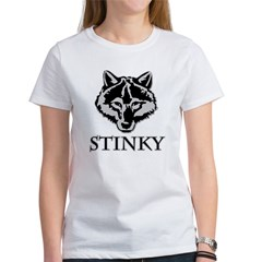 Stinky Wolf Women's T-Shirt