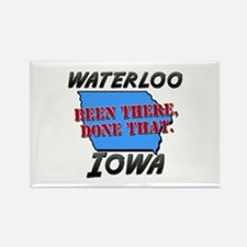 waterloo iowa - been there, done that Rectangle Ma