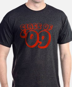 Class Of 09 (Red Bubble) T-Shirt