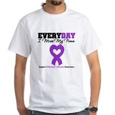 Alzheimer's MissMyNana Shirt