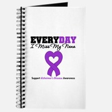 Alzheimer's MissMyNana Journal