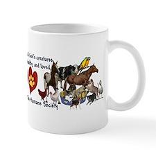 All Gods Creatures Mug