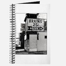 Brains, 25 cents journal