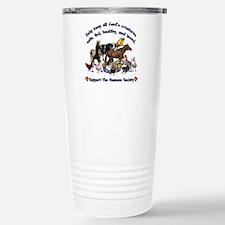All Gods Creatures Travel Mug