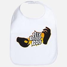 Air Guitar God Bib