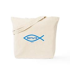 Gefilte Fish Jewish Tote Bag