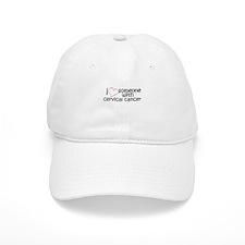 i <3 someone with cervical ca Baseball Cap