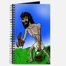 Cute Zombie jesus Journal