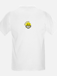 Bright Green Ninja Boogers T-Shirt