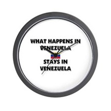 What Happens In VIETNAM Stays There Wall Clock