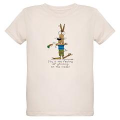 Joyful Rabbit T-Shirt